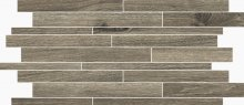 Mattoncino Timber - dlaždice mozaika 30x60 hnědá