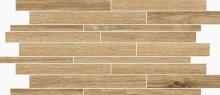 Mattoncino Natur - dlaždice mozaika 30x60 hnědá