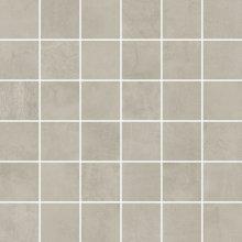 Mosaico 5x5 Ash - dlaždice mozaika 30x30 šedá