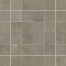Mosaico 5x5 Ciment - dlaždice mozaika 30x30 šedá