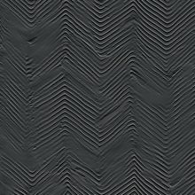 Tozz. Zig-Zag Noir Rett. - obkládačka rektifikovaná 20x20 černá