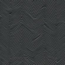 Paris Tozz. Zig-Zag Noir Rett. - obkládačka rektifikovaná 20x20 černá