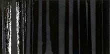 Paris Decoro Brosse Noir Rett. - obkládačka inzerto 40x80 černá