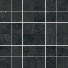 Paris Mosaico 5x5 Noir - dlaždice mozaika 30x30 černá