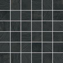 Paris Mosaico 5x5 Mix Noir - dlaždice mozaika 30x30 černá
