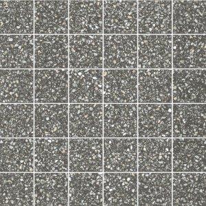 Imperial Mosaico 5x5 Nero - dlaždice mozaika 30x30 černá