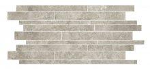 Overland Muretto Grigio - dlaždice mozaika 30x60 šedá