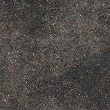 Black Satin Rettificato - dlaždice rektifikovaná 80x80 černá