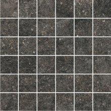 Mosaico 5x5 Black - dlaždice mozaika 30x30 černá