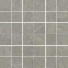 Norgestone Mosaico 5x5 Light Grey - dlaždice mozaika 30x30 šedá