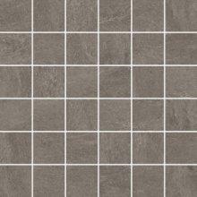 Norgestone Mosaico 5x5 Dark Grey - dlaždice mozaika 30x30 šedá