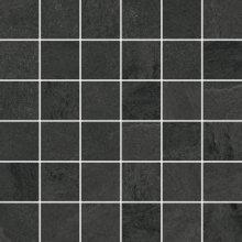 Mosaico 5x5 Slate - dlaždice mozaika 30x30 černá