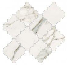 Imperial Provenzale Levigato Bianco Apuano - dlaždice mozaika 30x32,4 bílá