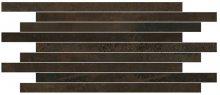 Muretto Bronzo - dlaždice mozaika 30x60 hnědá