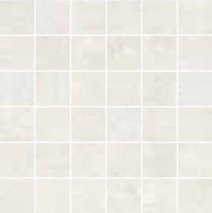 Oxy Mosaico 5x5 Bianco - dlaždice mozaika 30x30 bílá