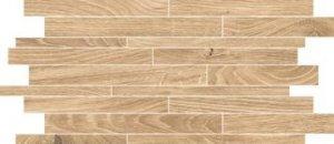 Artwood Mattoncino Honey - dlaždice mozaika 30x60 béžová