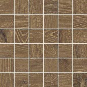 Artwood Mosaico 5x5 Clay - dlaždice mozaika 30x30 hnědá
