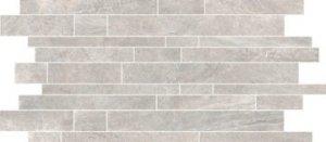 Mattoncino Rock Grey - dlaždice mozaika 30x60 šedá