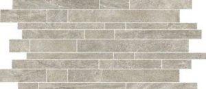 Mattoncino Oxide - dlaždice mozaika 30x60 šedá