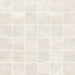 VaiI Mosaico 5x5 White Lev. - dlaždice mozaika 30x30 bílá