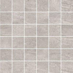 VaiI Mosaico 5x5 Grey Lev. - dlaždice mozaika 30x30 šedá