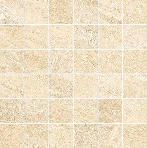 Allblack Mosaico 5x5 Beige - dlaždice mozaika 30x30 béžová