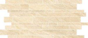 Allblack Mattoncino Beige - dlaždice mozaika 30x60 béžová