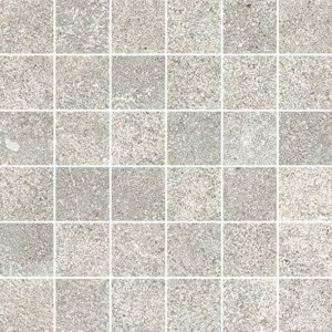 Touché Mosaico 5x5 Fossil - dlaždice mozaika 30x30 šedá