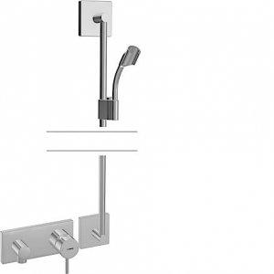 Hansastela (Hansamatrix) - Podomítková sprchová baterie - instalační balíček vrchní sada