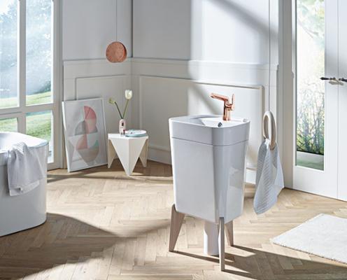 Hansadesigno - koupelnové baterie