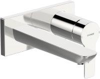Hansaligna (Hansamatrix) - podomítková umyvadlová baterie, vrchní sada