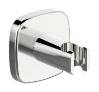 Hansaliving - nástěnný držák sprchy, růžice soft edge