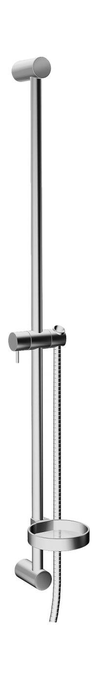 Hansaviva - nástěnná tyč 900 mm, hadice