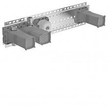 Hansamatrix - podomítkové těleso pro pákovou baterii, balíček 4.0