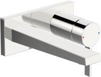 Hansaloft (Hansamatrix) - podomítková umyvadlová baterie, vyložení 197 mm, vrchní sada