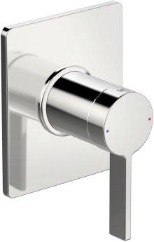 Hansaloft - podomítková sprchová baterie, vrchní sada