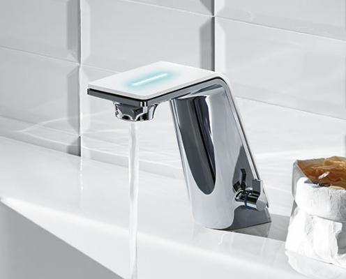 Alessi Sense - koupelnové baterie