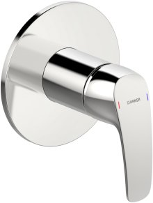 Hansapinto - podomítková sprchová baterie, vrchní sada