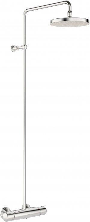Hansamicra - termostatická sprchová baterie, horní sprcha