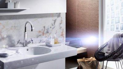 Hansacliff - koupelnové baterie