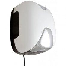 Empire Laserflow UV Basic BF Automatic - HEPA osoušeč rukou, ABS bílý plast, proud vzduchu ve tvaru clony