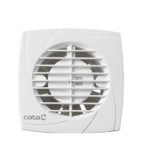 CATA B-10 plus T - nástěnný ventilátor, doběhový časovač, bílý