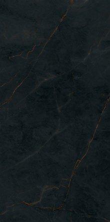 Amber Vein pol - dlaždice rektifikovaná 119,8x239,8 černá