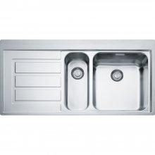 Epos EOX 651 nerez - kuchyňský dřez 100x51