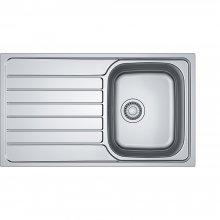 Spark SKX 611 nerez - kuchyňský dřez 86x50