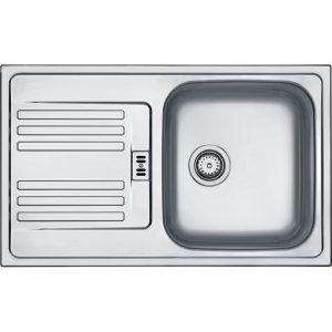 Euroform EFN 614-78 nerez - kuchyňský dřez 78x47,5