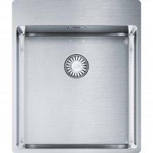Box BXX 210/610-40 TL nerez - kuchyňský dřez 43x51