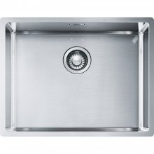 Box BXX 210/110-54 nerez - kuchyňský dřez 58x45