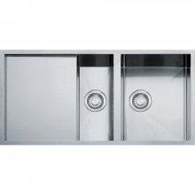 Planar PPX 151 nerez - kuchyňský dřez 98x45