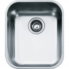 Zodiaco ZOX 110-36 nerez - kuchyňský dřez 38,5x44,5